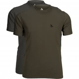 Seeland Herren Outdoor T-Shirt (2er Set)