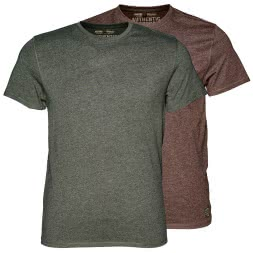 Seeland Herren T-Shirt BASIC 2-PACK