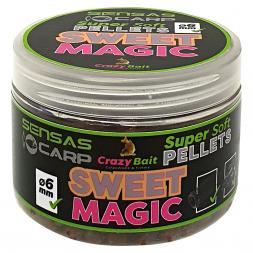 Sensas Super Soft Pellets (Sweet Magic)