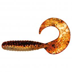 "ShadXperts Twister 4"" (Goldperl/Motoroil Glitter)"