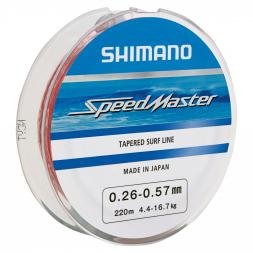 Shimano Angelschnur Speed Master Tapered Surf Line