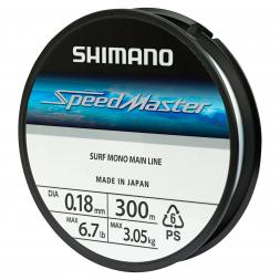 Shimano Angelschnur Speed Master (transparent)