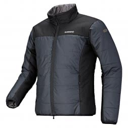 Shimano Herren Jacke Light Insulation (Schwarz)