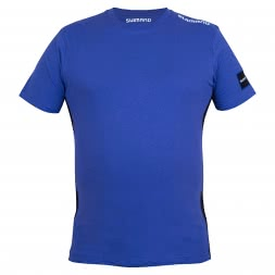 Shimano Herren T-Shirt (Royal Blue)