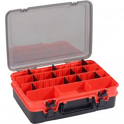 Shirasu 2-ladige Kunstköder-/Tackle Box