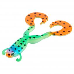 Shirasu Gummifrösche Clone Frog (Spicy Rainbow)