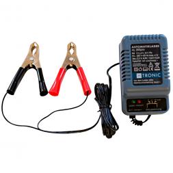 Simbatec Automatisches Ladegerät für 6V oder 12V AKKUS