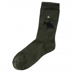 Socken Karpfen