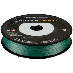 Spiderwire Angelschnur Dura 4 (green, 300 m)