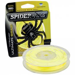Spiderwire Angelschnur Ultracast 8 Carrier (gelb, 110 m)