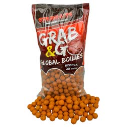Starbaits Boilies G&G Global (Scopex)
