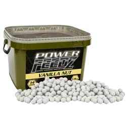 Starbaits Boilies Power Feedz (Vanilla Nut)
