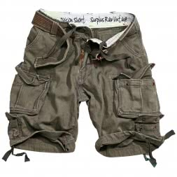 Surplus Herren Division Shorts (oliv)