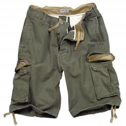Surplus Herren Vintage Shorts (oliv)