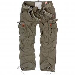 Surplus Herren Vintage Trousers Premium (oliv)