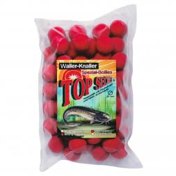 Top Secret Wallerboilies, sinkend
