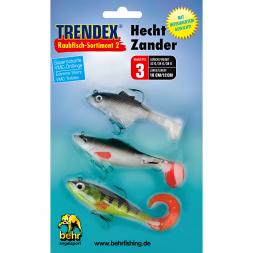 Trendex Raubfisch Jig-Sortiment 2 (Hecht/Zander)