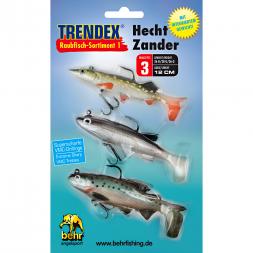 Trendex Raubfisch-Sortiment 1 (Hecht/Zander)
