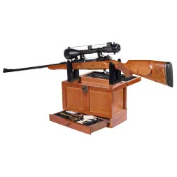 Waffenreinigungskoffer DE LUXE