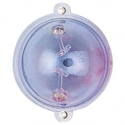 Wasserkugel, transparent, rund