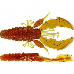 Westin Creature Bait Crecraw (Motoroil Pepper)
