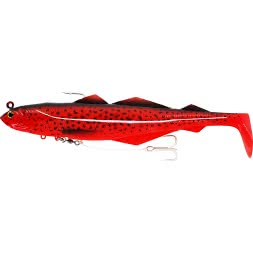 Westin Weichplastikköder Big Bob Jig - Red Gadus