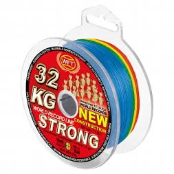 WFT Angelschnur KG Strong Exact