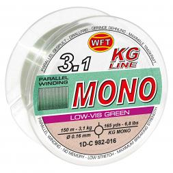 WFT Angelschnur Mono (low vis green)