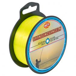 WFT Zielfischschnur Brandung (gelb)