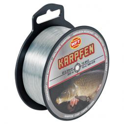 WFT Zielfischschnur Karpfen (grau)