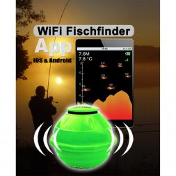 WiFi Fischfinder