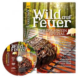 Wild + Hund Exklusiv-Heft - Wild auf Feuer
