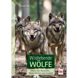 Wildlebende Wölfe von Frank Faß