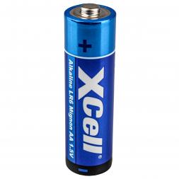 XCell Batterie LR6 Mignon AA-Alkaline 1,5 V (100er Box)