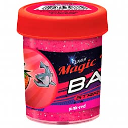 Zebco Magic Trout Bait Taste Erdbeere - Forellenteig