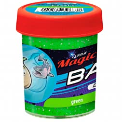Zebco Magic Trout Bait Taste Knoblauch gelb - Forellenteig