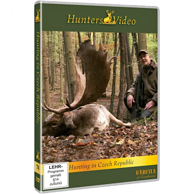 dvd jagd in tschechien von hunters video g nstig kaufen askari jagd shop. Black Bedroom Furniture Sets. Home Design Ideas