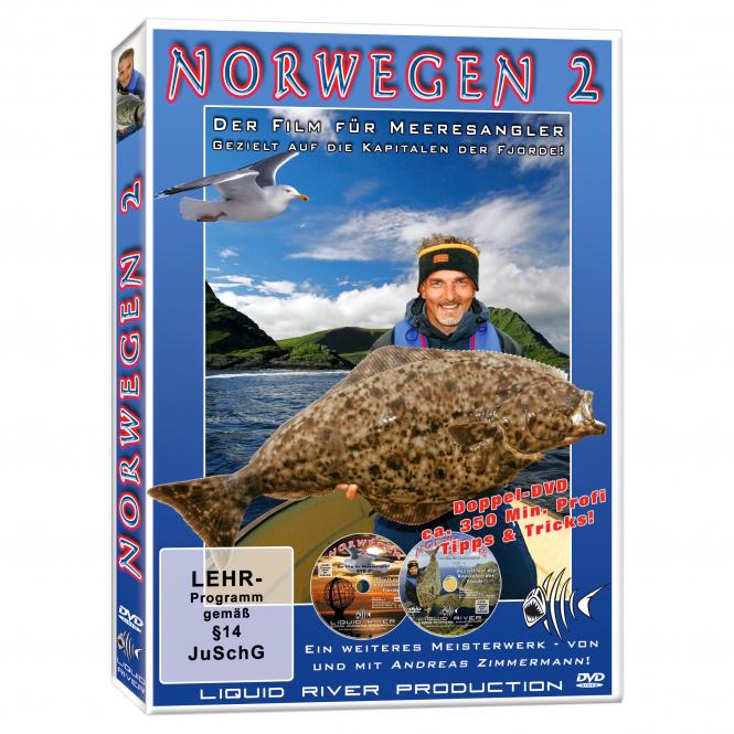 dvd norwegen 2 der film f r meeresangler g nstig kaufen askari angelshop. Black Bedroom Furniture Sets. Home Design Ideas