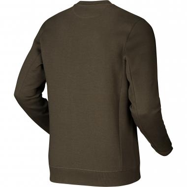 Härkila Herren Sweatshirt Logo (willow green)