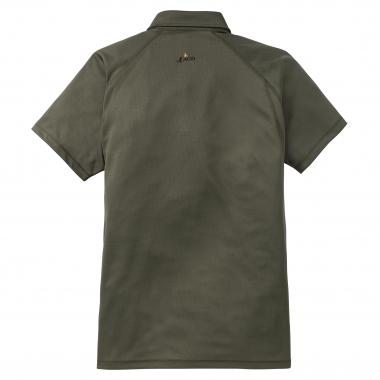 il Lago Basic Herren Funktions-Poloshirt LEON