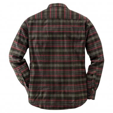 il Lago Prestige Herren Flannel Hemd BJARNE
