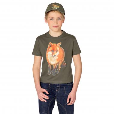 Kinder T-Shirt Fuchs