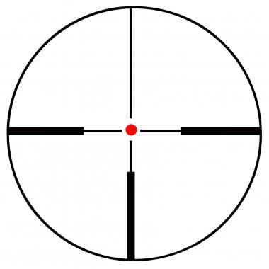 Lensolux Zielfernrohr 3-12x42