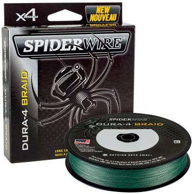 Spiderwire Angelschnur Dura 4 (green, 300 m)