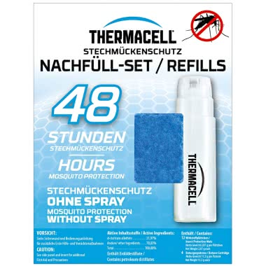 ThermaCell Mückenschutz Nachfüllpack R-4/R-10