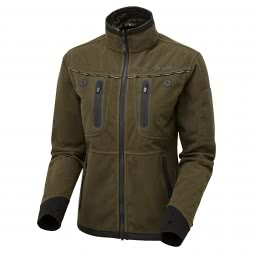 Shooterking Damen Softshelljacke WOODLAND (wendbar)