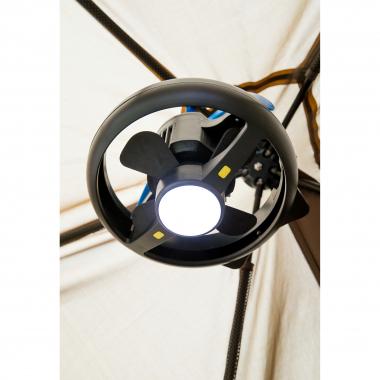Bearstep Outdoor Lüfter/Lampe DESERT