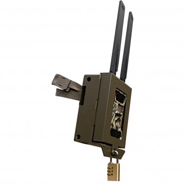 Dörr Metallschutzgehäuse GH-4 (für SnapShot Cloud 4G)