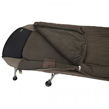 Pelzer Compact Bed Chair with Sleeping Bag