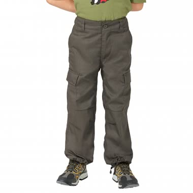 Percussion Kinder Outdoorhose BDU